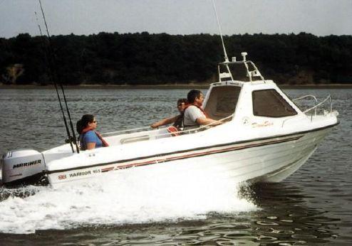 2002 Warrior 165
