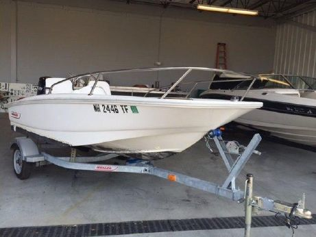 2012 Boston Whaler 130 Super Sport with Trailer - Certified Preowned