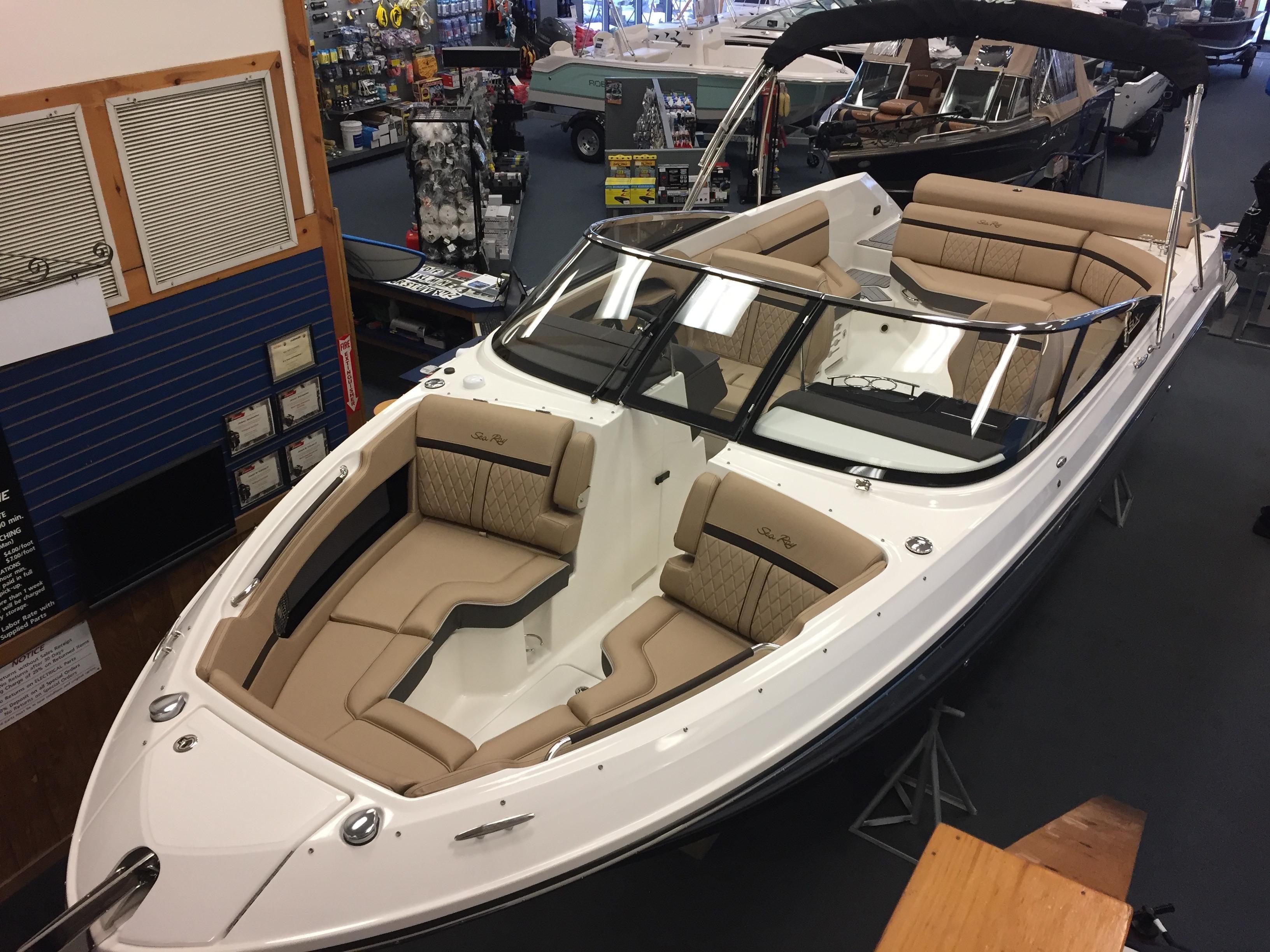 2017 Sea Ray 280 SLX Motor Båt til salgs - no yachtworld com