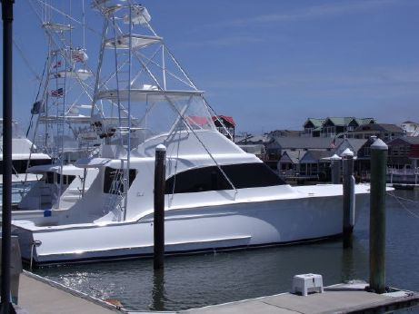 2015 Buddy Davis 52 Sport Fisherman