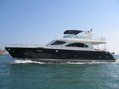 2008 Custom 70 Hop Shing Motor Yacht