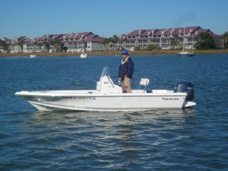 2011 Tidewater 1800 BayMax