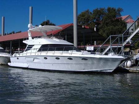 1987 Riva Corsaro 60 Totally rebuilt 2003