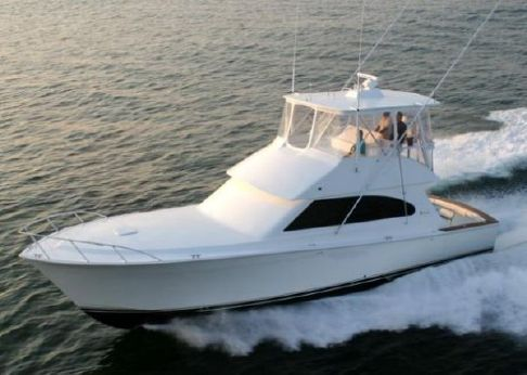 2018 Egg Harbor 50 Sport Yacht