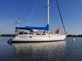 1992 Catalina 42