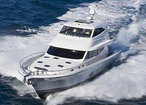 2011 Maritimo 73 Cruising Motoryacht