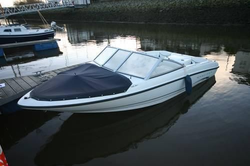 2003 Bayliner 175 Bowrider Blue Ice