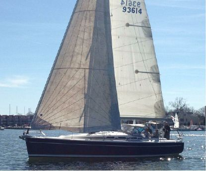 2001 Dehler 39