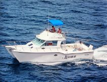 2003 Baha Cruisers 340 FLYBRIDGE KING CAT
