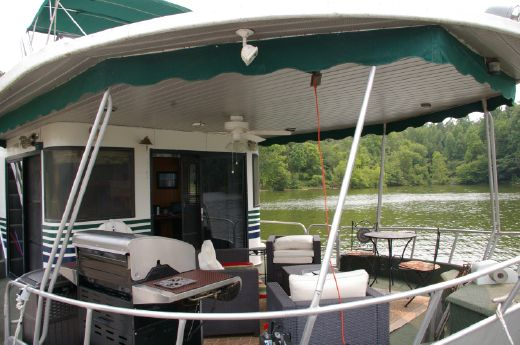 1989 Somerset houseboat