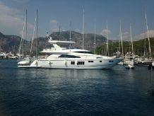 2014 Fairline 78 Custom Yacht