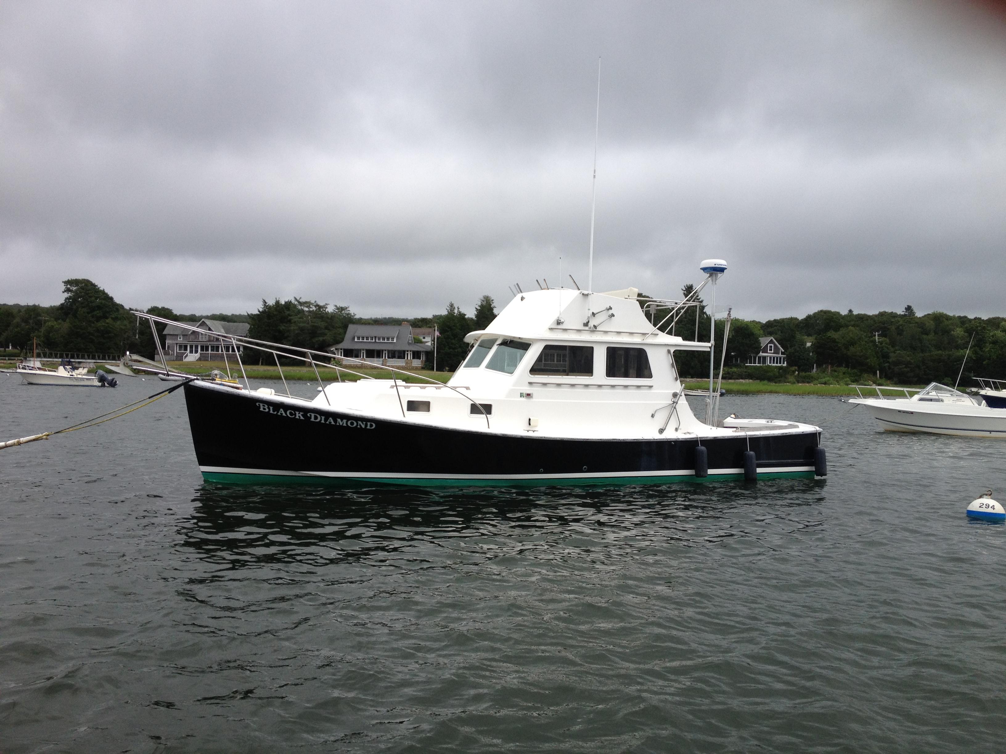 Yacht for Sale: 36' Harris Cuttyhunk 1985