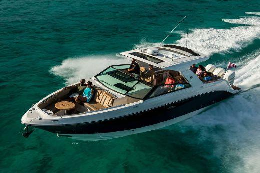 2018 Sea Ray SLX 400 OB