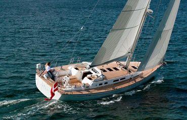 2020 X-Yachts Xc 50