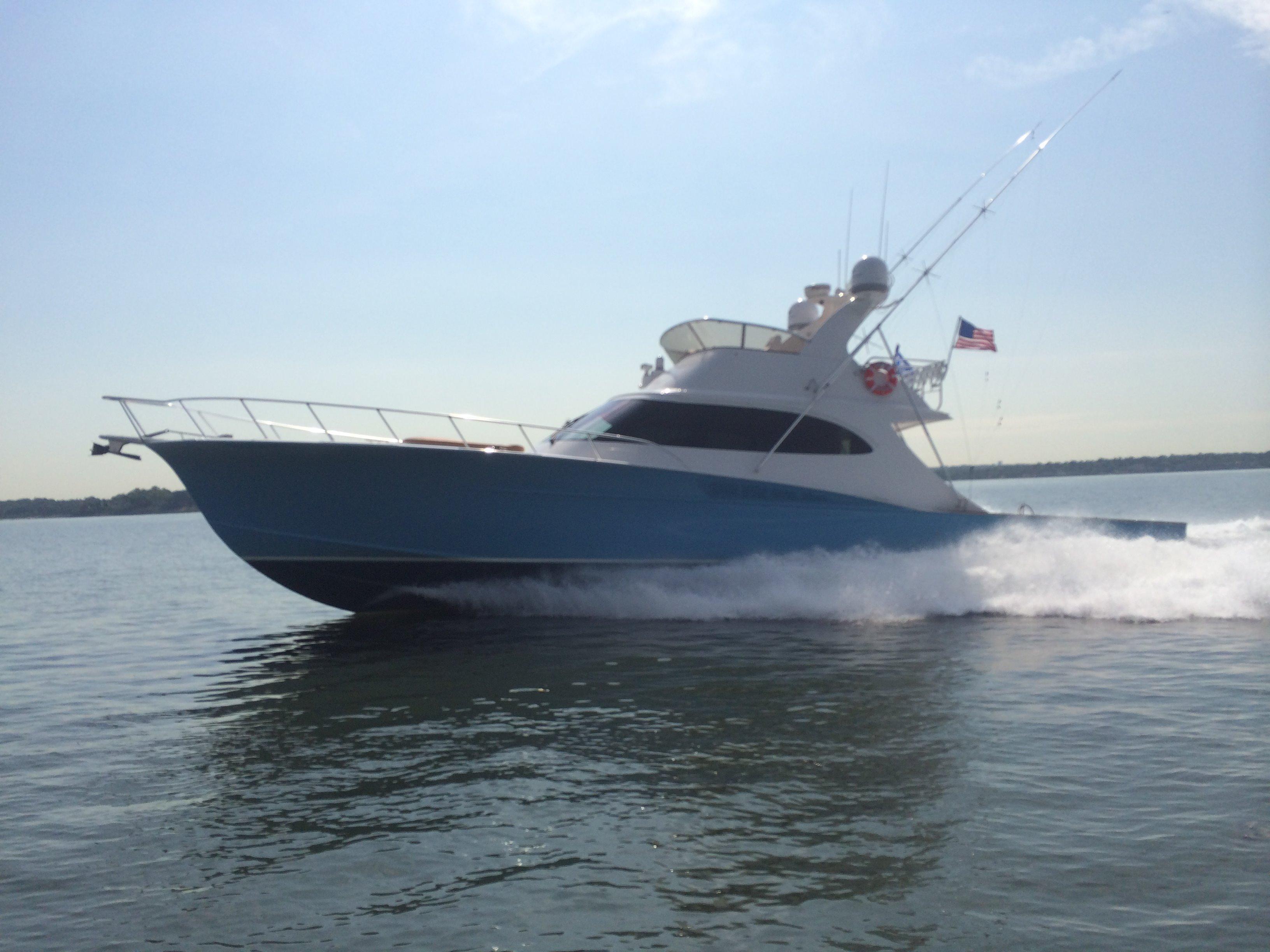 2012 carolina custom 60 sportfish power boat for sale www