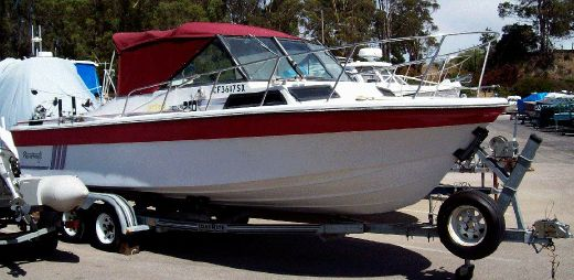 1988 Sportcraft Fisherman