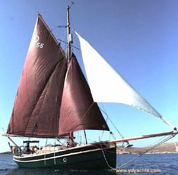 2005 Cornish Crabbers Pilot Cutter 30