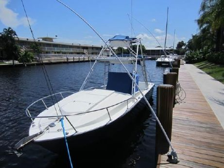 1983 Blackfin 25 Fisherman