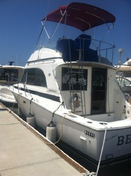 1988 Bertram Sportfisherman