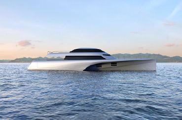 2019 Mcconaghy Boats 46M Frers Trimaran