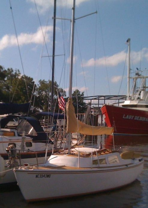 1971 Catalina 22 Sail Boat For Sale - www yachtworld com