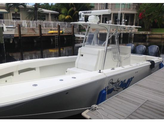 34 ft 2013 sea vee 34 cc