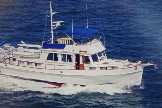 1984 Grand Banks 49 Classic