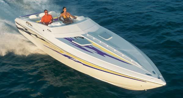 Odyssey 2018 Australia >> 2018 Baja 36 Outlaw Power Boat For Sale - www.yachtworld.com