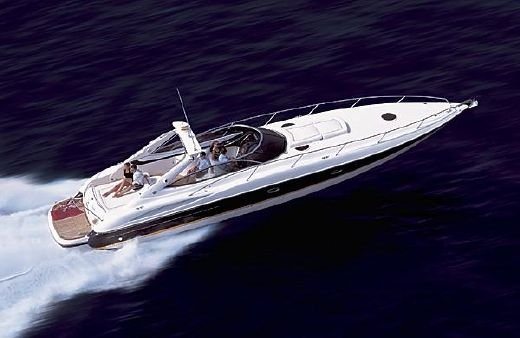 2002 Sunseeker Superhawk 50