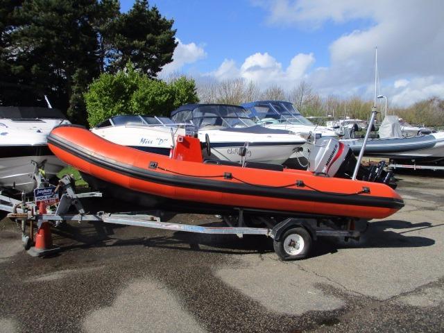 2000 Tornado 4 8m Mariner 90hp Power Boat For Sale Www Yachtworld Com