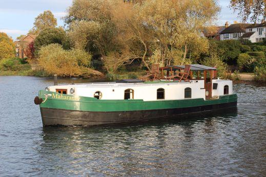 2002 Barge 48' x 12' Replica Dutch Barge