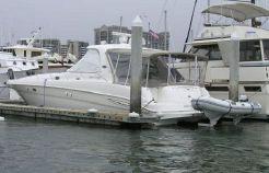 2001 Sea Ray 460 Hard Top Sundancer