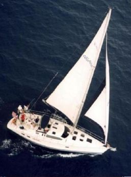 1994 Hunter Legend 40.5