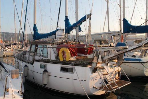 1986 Siltana Yachts Nauticat 38