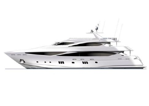2005 Sunseeker 120 Yacht