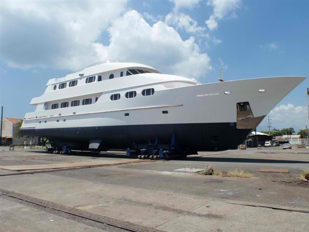 2014 New Build 40m Classic Dutch Designed Motor Yacht