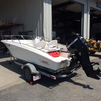 2012 Boston Whaler Super Sport 15