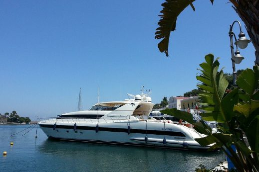 2002 Overmarine Group Mangusta 105