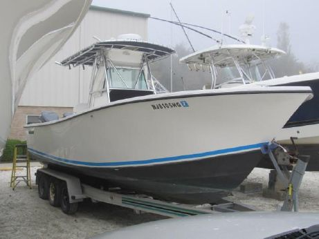 1997 Regulator 26 Center Console