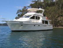 2009 Hershine 52 Express Pilothouse