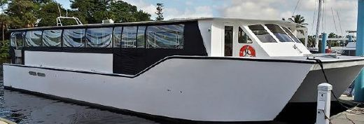 2013 Jedison Power Catamarans