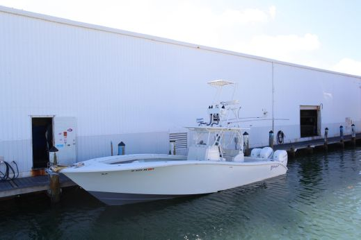 2007 Yellowfin Offshore 34