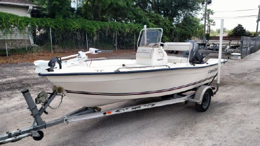 2005 Cape Craft 16cc