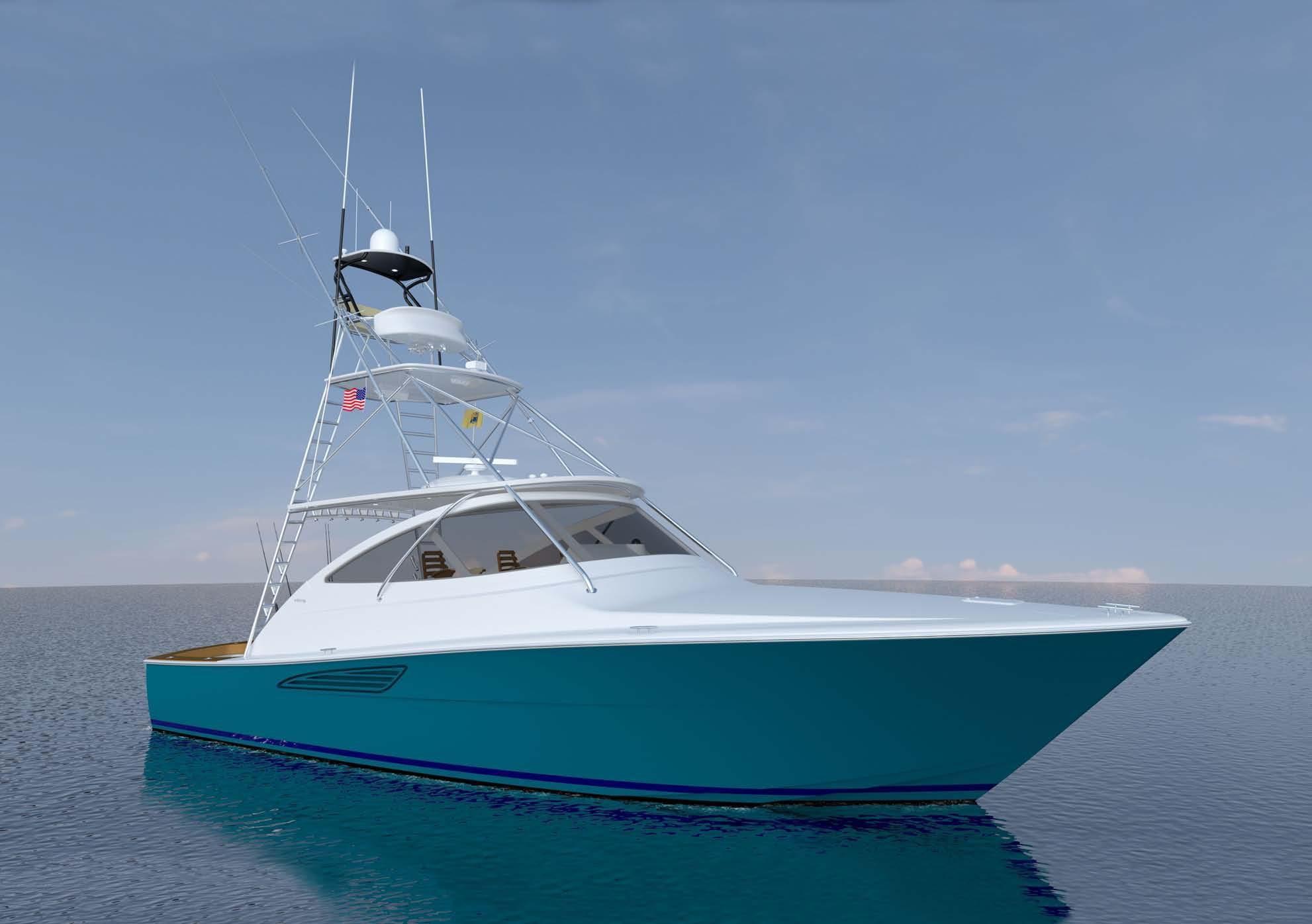 2018 Viking 44 Open Power Boat For Sale Www Yachtworld Com