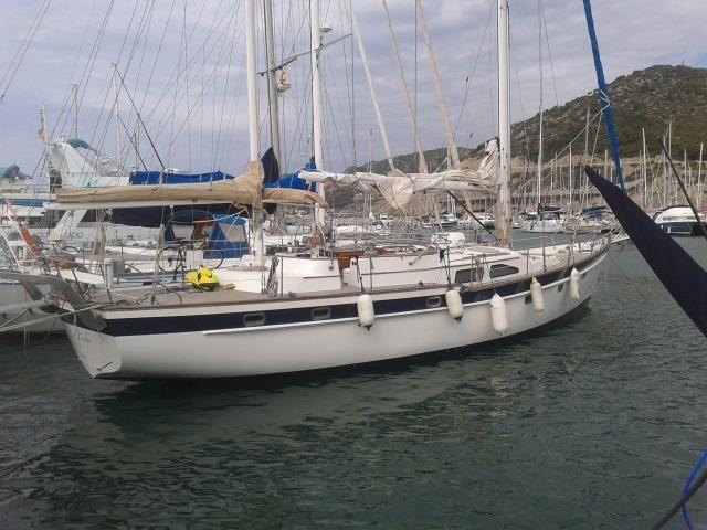 1991 Irwin 54 Sail Boat For Sale Www Yachtworld Com