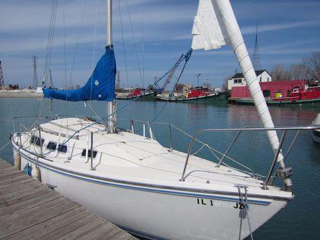 1985 Catalina 25