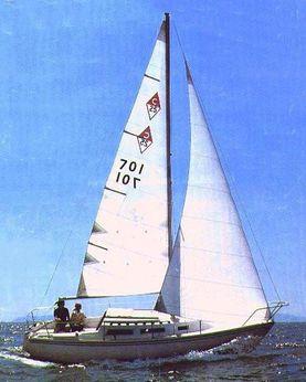 1982 Catalina Tall Rig