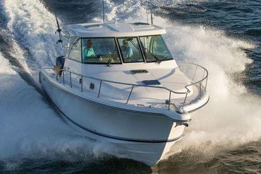 2020 Pursuit OS 385 Offshore