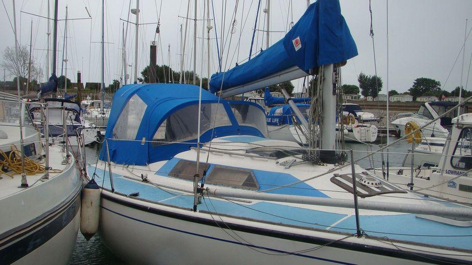 1986 Dehler 34 Sail Boat For Sale Www Yachtworld Com