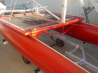 1975 Beachcat Sizzler